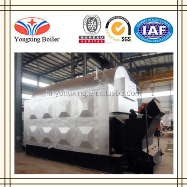 New Condition Steam Output and Horizontal Type Biomass Boiler Home