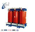 Epoxy resin case dry type step up transformer 500kva