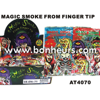 New Novelty Toy Magic Smoke From Finger Tip
