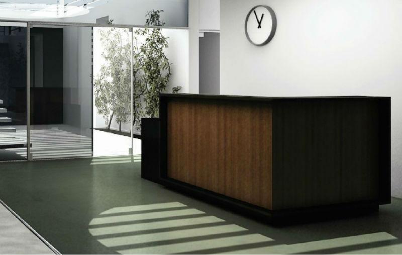 mobili per ufficio economici reception piccolo banco