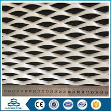 Perforated Aluminum Expanded Metal Wire Mesh Sheet For Exterior Decorative