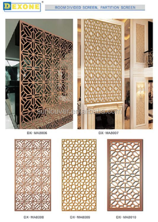 Metal Decorative Perforated Screen Metal Room Divider Buy Metal Decorative Perforated Screen Metal Room Divider Garden Partition Panel Product On Alibaba