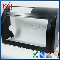 High quality Custom Plastic Cases / Covers / Shells parts & CNC & injection moulding rapid prototype