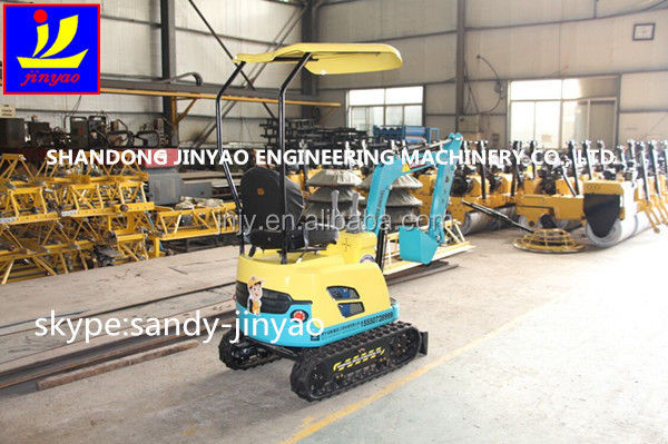 garden used mini digger, new product mini excavator, small excavator for garden