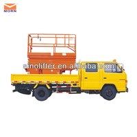 truck mounted easy lift air jack