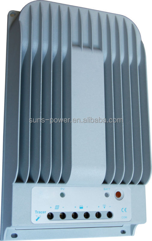 Factory Price MPPT Solar Charge Controller 40A 12/24V For Sloar System