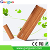2016 Wooden High Capacity 10400mAh External Battery Packs Power Bank for iPhone, Samsung, HTC