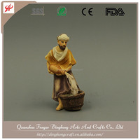 Small Angels And Fairy Figures, Resin Figurine Sai Baba Statue