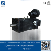 NHL efficiency IE4 3 phase 10hp 3 phase electric asynchronous motor