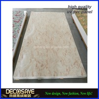 hot sale cheap pvc wall board / uv panel / marble panel