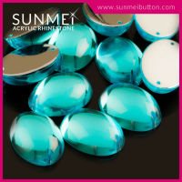 New Products Sewing Acrylic Gemstone Crystal Bead