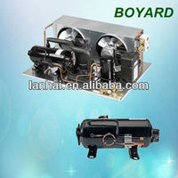 air cooled refrigeration condensing unit with R404a refrigerant