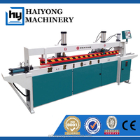 semi automatic finger jointing machine