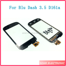 Glass Touch Screen Digitizer Assembly For Blu Dash 3.5, Mobile Phone Parts For Blu Dash 3.5