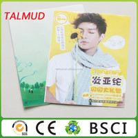 PP eco-friendly file decoration with school file