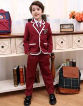 Professional manufacturer custom children wholesale kids primary school uniform designs