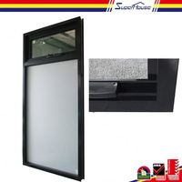 aluminum window mullion comply with AS2047 made by China supplier