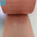 Commercially Pure Copper Woven Wire Mesh For EMI/RFI Shielding/Screening