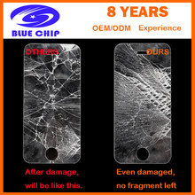 New Coming! mobile phone accessories tempered glass For Wholesale Shatterproof screen protector for iphone SE