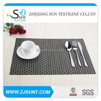 Colorful fashion any size quilted table mats