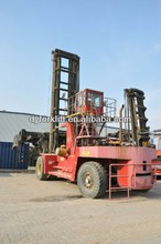 used 20-30ton fork lift truck for container