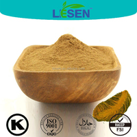 Male fern extract of male fern root extract