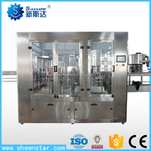 2016 new technology mineral water pure water beverage machine