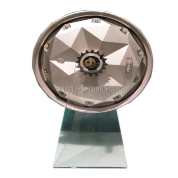 DM-210 electric wheel hub motor car
