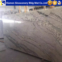 Beautiful Panlong clouds white granite with top quality,premium building materials for airport floor tiles