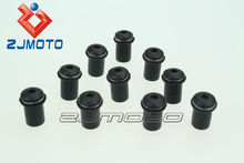 Motorcycle Bolts and nuts Screen Screw Kit Mounting Nuts for suzuki gsxr 600 750 1000 1300 Hayabusa