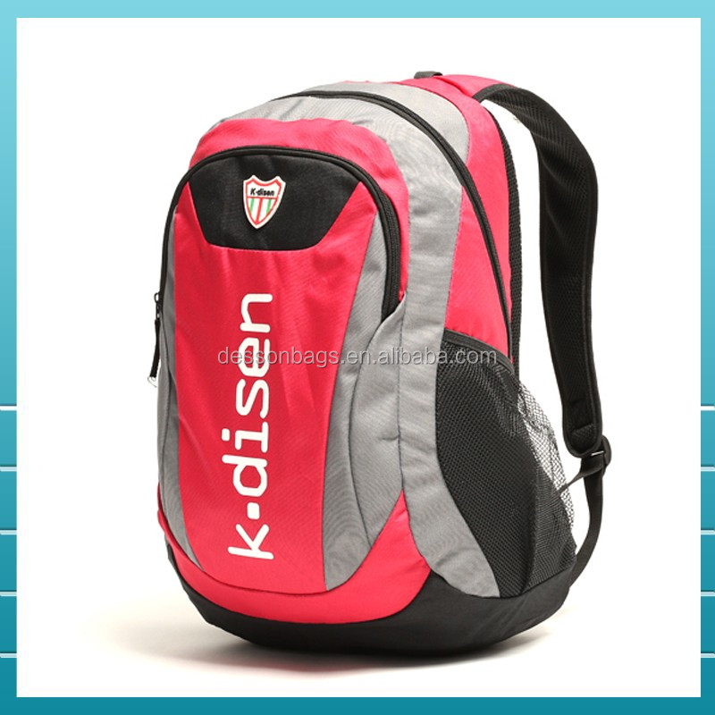 2016 Latest Arrival Hot Design high quality ladies girls day backpack with laptop compartment