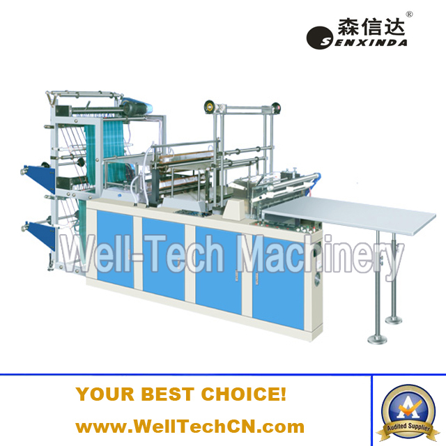 Bag Forming Machine Machine Type and Shopping Bag Bag Type carrier bag /poly bags/printing bag making machine