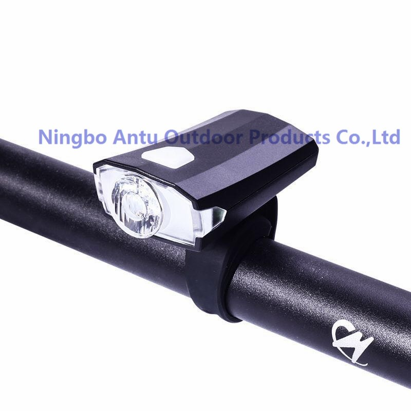 Amazon New arrival USB rechargeable LED bike light bicycle front head light cycle light