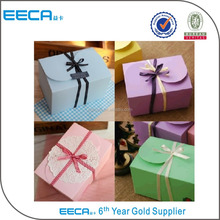Fancy Colorful Cake Paper Box Wholesale , Gift Package