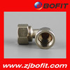 Hot selling radiant qs-style compression fitting for piping system