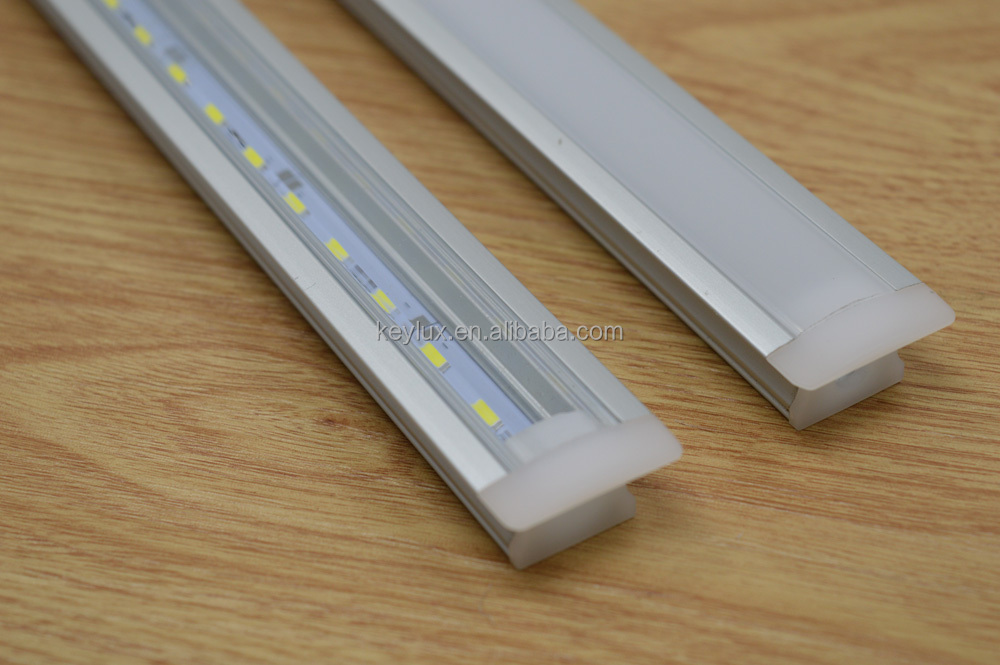 Recessed LED Linear Light Can Be Custom Made 12v 5630 SMD Rigid Led Strip