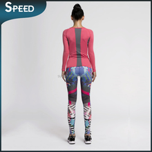 Fitness and Yoga Wear of Fitness Leggings Fitness/Yoga Pants