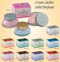Very Sensuous Perfumed Cream Sachet