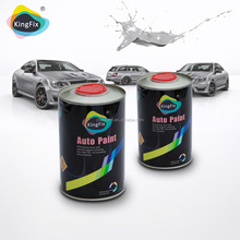 Kingfix brand 2k metallic heat sensitive car paint
