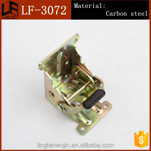 Stamping hardware steel foldable parts LF-3072
