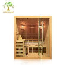 2017 new style cheap prices wooden heater sauna house