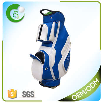 OEM/ODM Waterproof Custom Golf Bag Nylon Golf Stand Bag With Factory Price