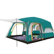 8 Persons Large Automatic Portable Outdoor Camping <strong>Tent</strong>