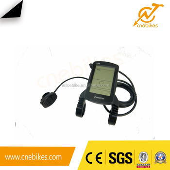 electric bicycle kit with 36v250w front/rear hub motor with waterproof connector and OURMETER S700 LCD display