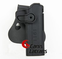 Guangzhou Manufacturer 1911 Holster Gun Duty for Pistol Holster Arms Holster CL7-0023