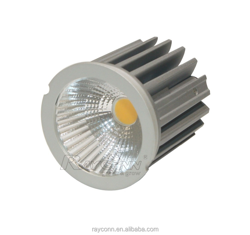 8W Dimmable Adjustable Ceiling CE RoHS LED Spotlight for Halogen Replacement