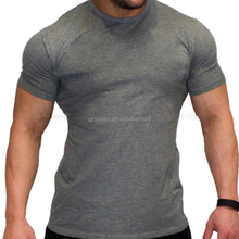 men fashion t shirt 2017 bodybuilding and fitness men's gym short sleeve t shirts