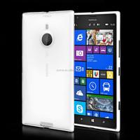 Transparent Soft Flexible Clear Gel Case Cover For Nokia Lumia 1520