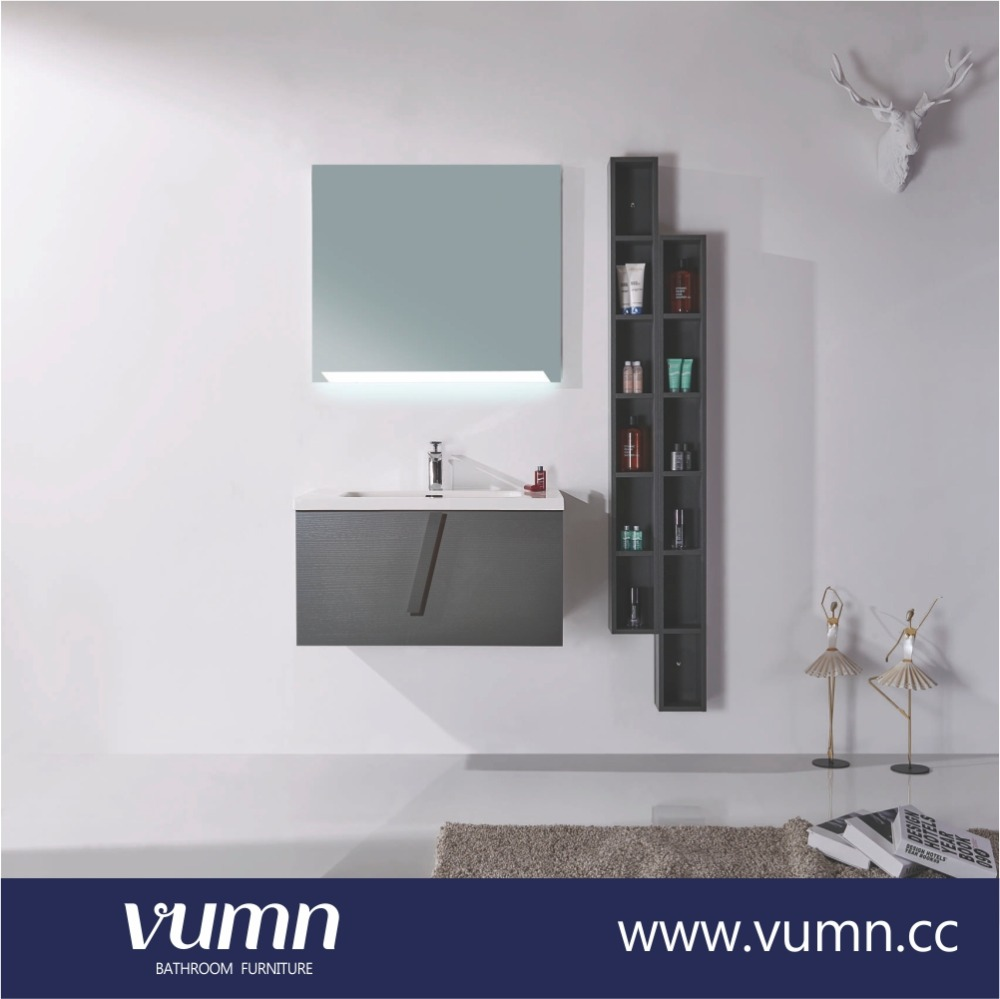 Chinese Bathroom Vanity Cheap Bathroom Sink Cabinets/Hanging Wall Cabinet Design