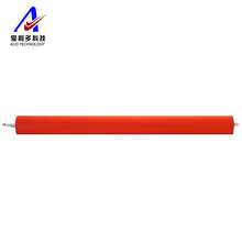 The market advances laminator roller rubber coated roller made in china